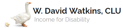 W. David Watkins, CLU (Practice Limited to Disability Income Insurance)
