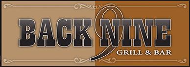Back Nine Grill & Bar