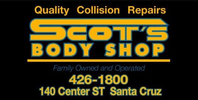 Scotts Body Shop